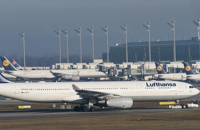 Lufthansa'yı kurtarmak için 9 milyar avroluk kurtarma paketi