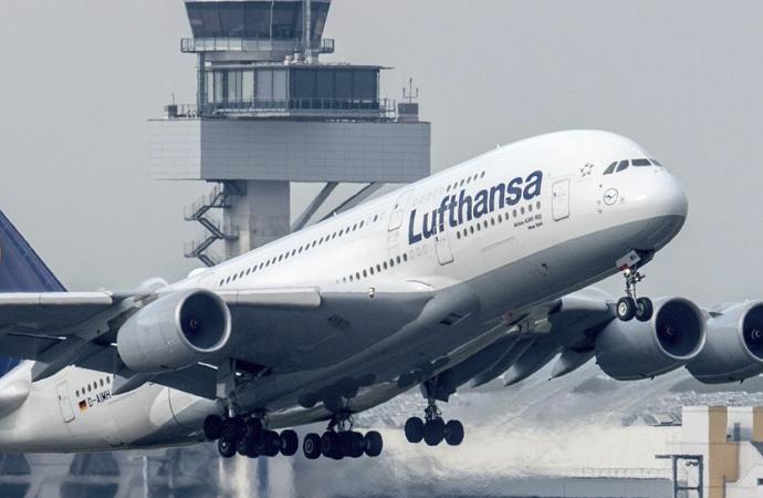 Merkel, Lufthansa için Avrupa Komisyonu'na savaş açtı!