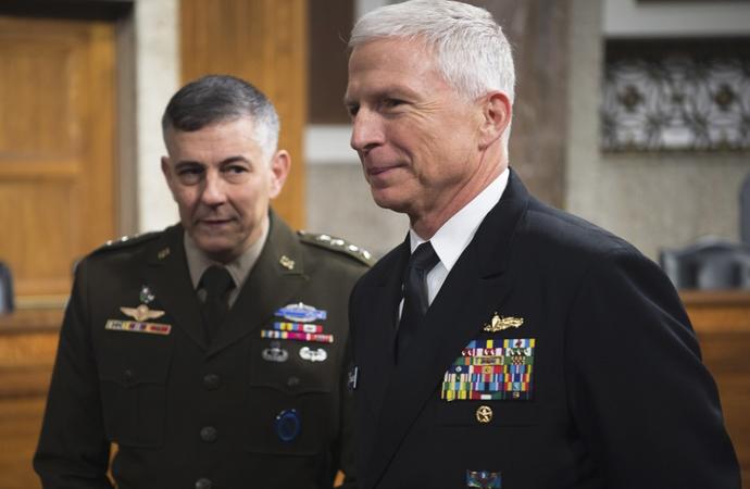 Amerikan kuvvetleri Rusya hakkında uyardı