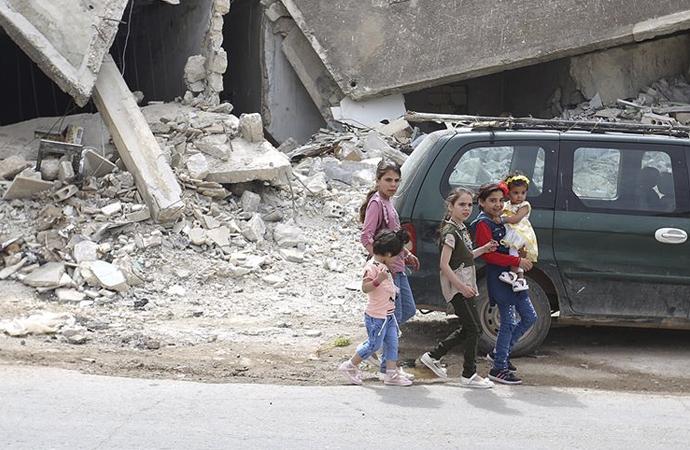 STK'lar Birliği, İdlib için dayanışma çağrısı yaptı