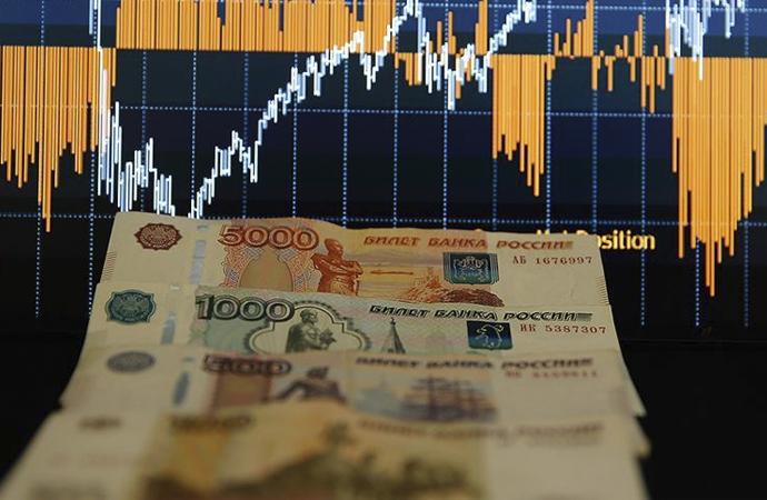 Rus bankalarının kârı yüzde 83 azaldı