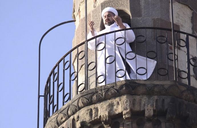 'Ezan, ümmeti Muhammed için bir şiar ve şuurdur'