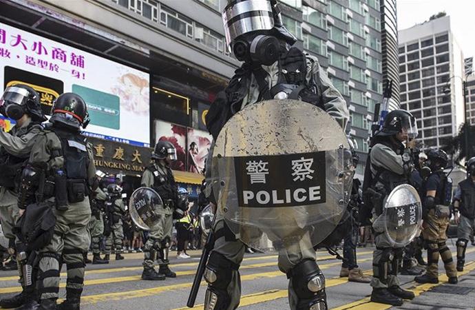 Çin, Hong Kong'da uygulanacak Ulusal Güvenlik Yasası'nı kabul etti