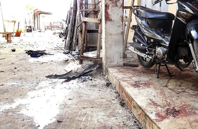 Nijerya'da motosikletli silahlı kişiler köyleri bastı: En az 60 kişi katledildi