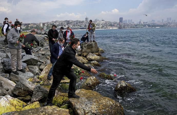 Mavi Marmara için anma programı yapıldı