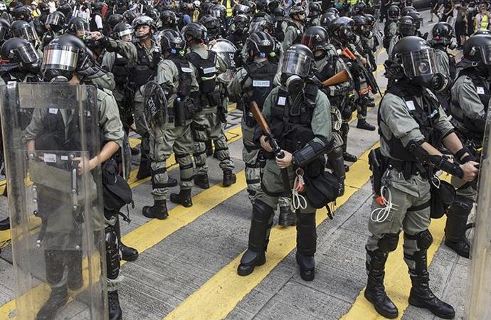 Çin'den Tayvan'a tehdit: Ezeriz