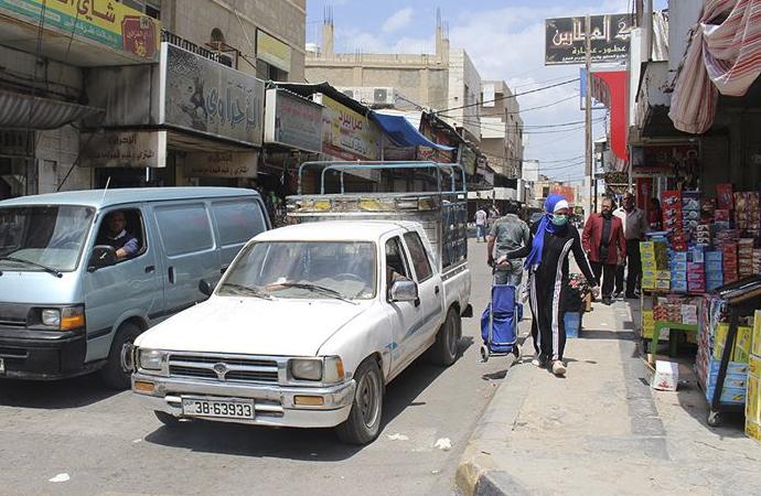 Ürdün'de çarşambadan itibaren tüm sektörler iş başı yapacak