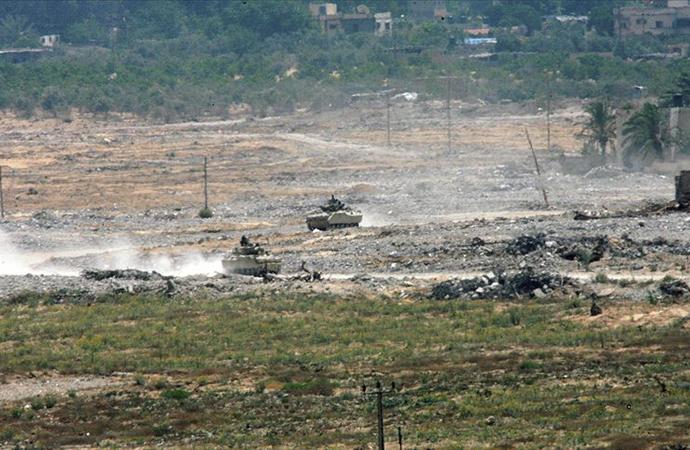 Mısır ordusundan Sina yarımadasında büyük operasyon