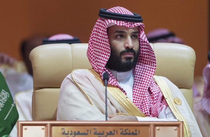 'Amerika'nın zorlu taktikleri karşısında Prens Bin Selman'