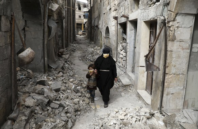 Alman basınında Batı'ya Suriye tepkisi: Seyirci kalınıyor!