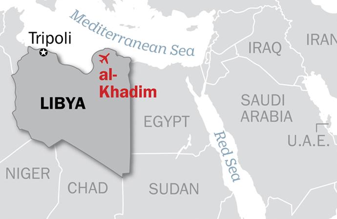 Libya'daki 3 hava üssü bazı 'yabancı güçlerin' işgali altında