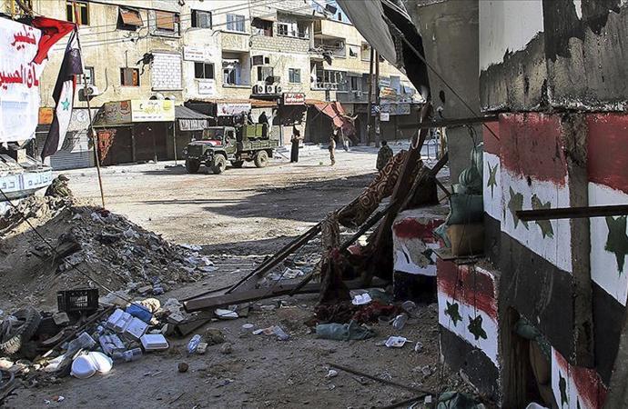 İsrail'den 'İran Suriye'den çekiliyor' iddiası