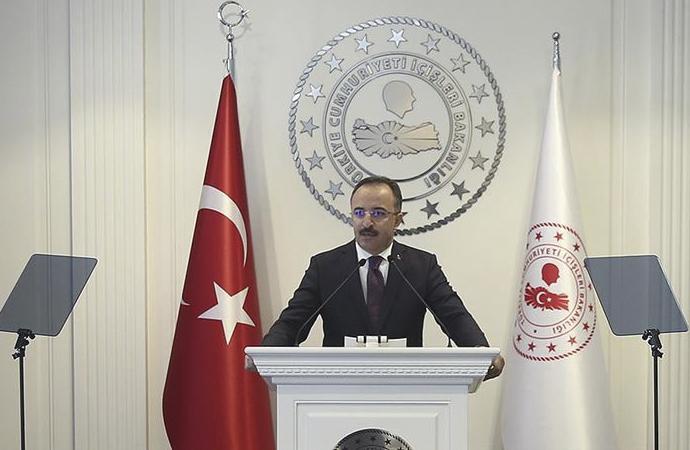 İçişleri Bakanlığı: PKK'lı sayısı 500'ün altına düştü
