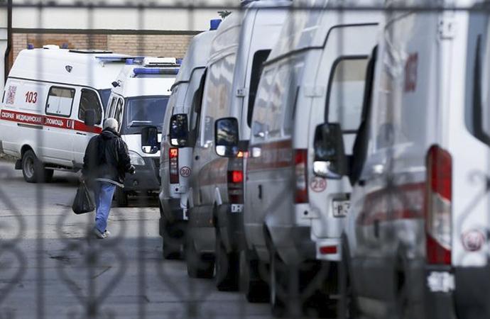 Rusya vaka sayısında İtalya ve İngiltere'yi geride bıraktı