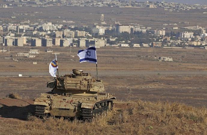 İsrail'in İran'ı Suriye'den çıkarma politikası üzerine