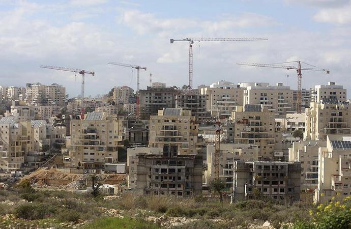 İsrail işgalini genişletmeye devam ediyor
