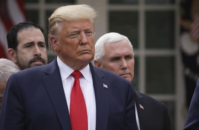 """Trump: """"Ülkemiz tarihindeki en kötü saldırıyı yaşıyoruz"""""""