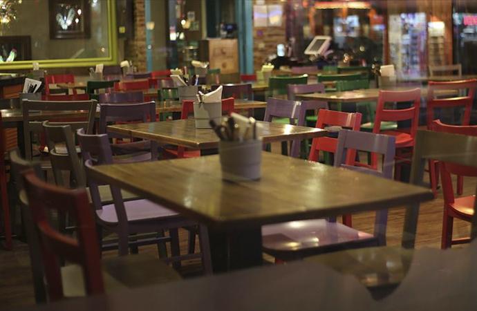 Lokanta, restoran ve kafeler açılış için hazırlıklara başladı