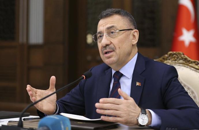 Oktay, Türkiye İşveren Sendikaları toplantısına katıldı