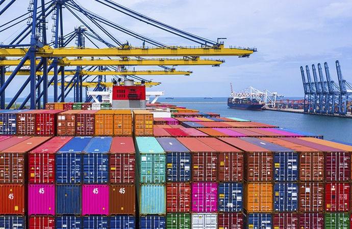 Almanya'nın ihracat rakamlarında 30 yılın en büyük düşüşü