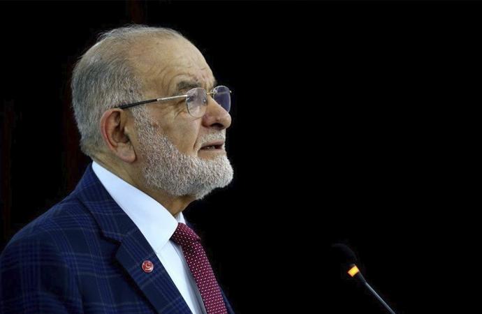 Karamollaoğlu Halk Tv'ye konuk oldu