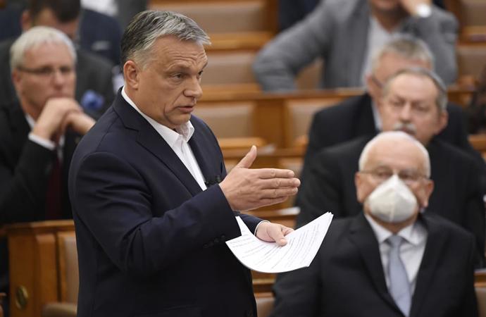 Orban: 'Avrupa'da kurulmaya çalışılan imparatorluğun bir parçası olmayacağız'