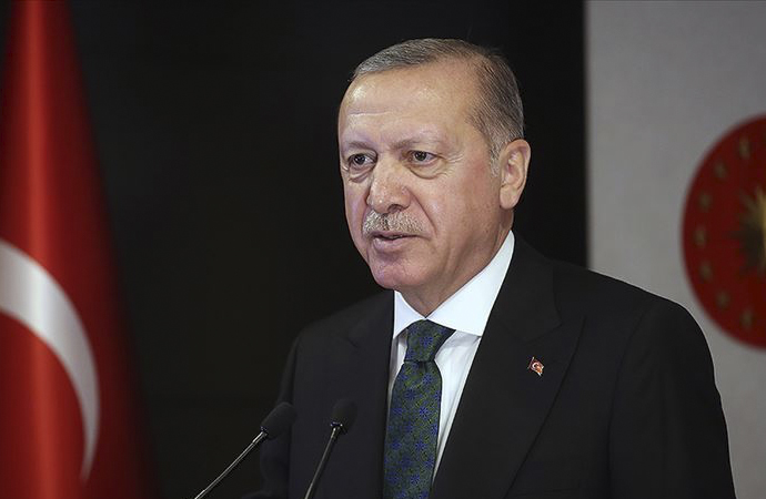 """Erdoğan: """"AB'nin, artık hepimizin aynı gemide olduğunu anladığını umuyorum"""""""