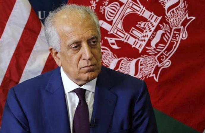 Amerika'nın Afganistan Özel Temsilcisi Pakistan'a gitti