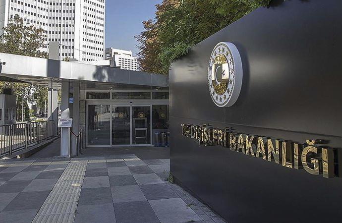 Dışişleri Bakanlığı'ndan Hafter saldırısına ilişkin açıklama