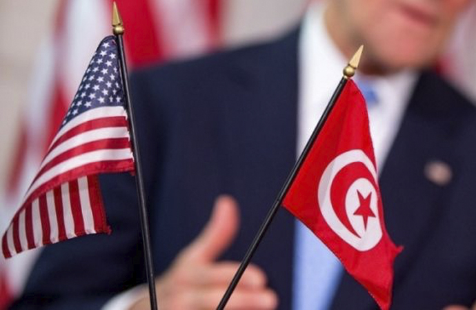Tunus ve Amerika arasında askeri işbirliği arayışı