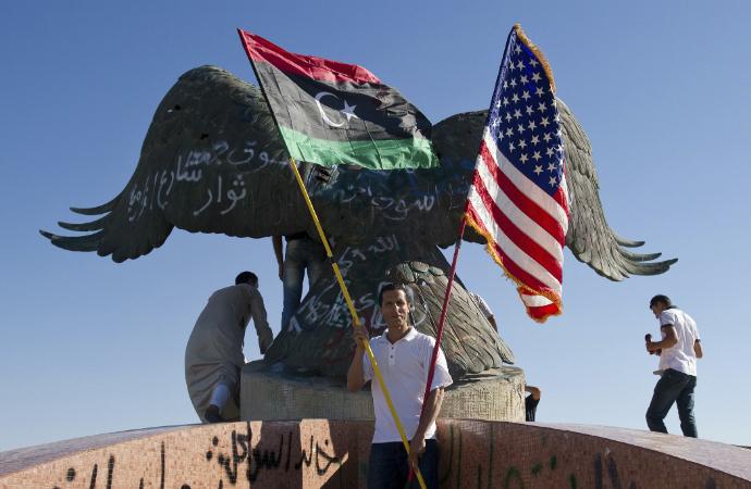 ABD, Libya'daki tarafları 'ateşkes'e çağırdı