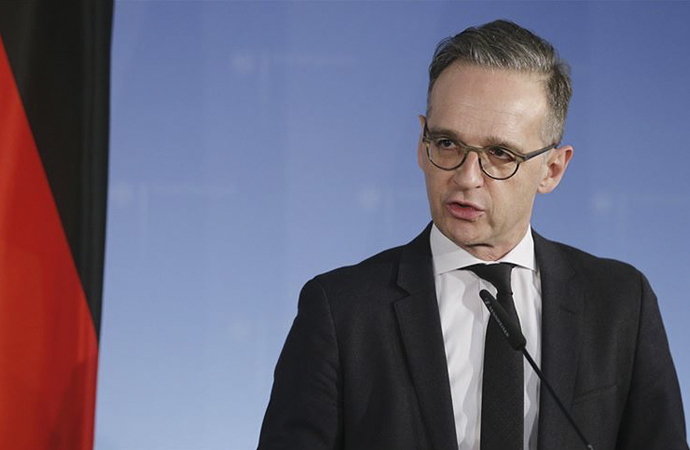 Almanya Dışişleri Bakanı İsrail'e gidecek