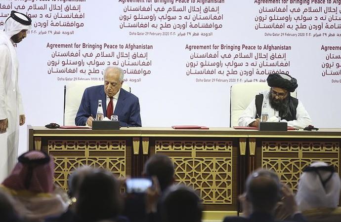 Afganlar arası müzakereler için hazırlık başladı