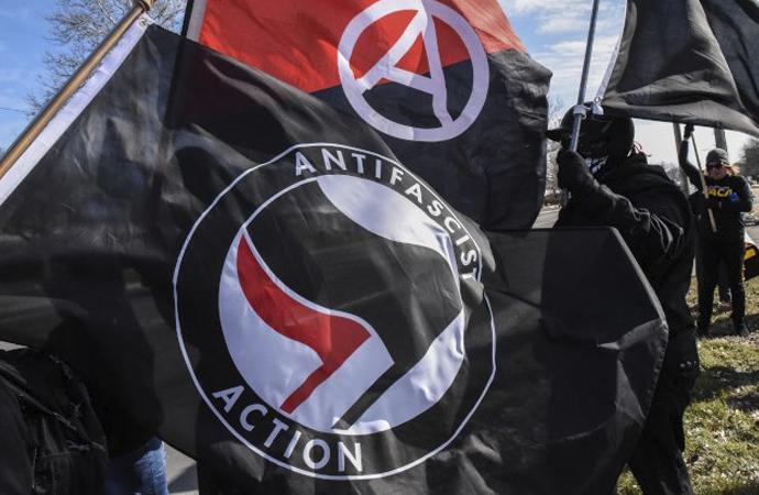 Altun: Antifa'nın gerçek yüzünü gördük