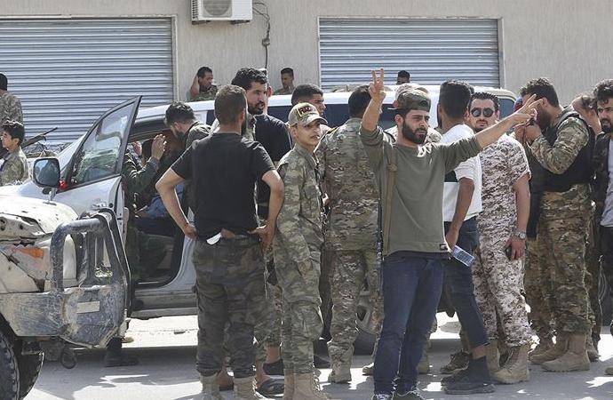 Libya'da yakalanan Rus ajanlar