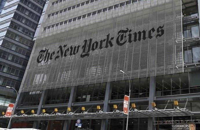 'Orduyu çağırın' makalesini yayımlayan New York Times editörü istifa etti