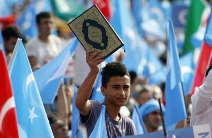 Doğu Türkistan için BM'ye şikayet dilekçesi