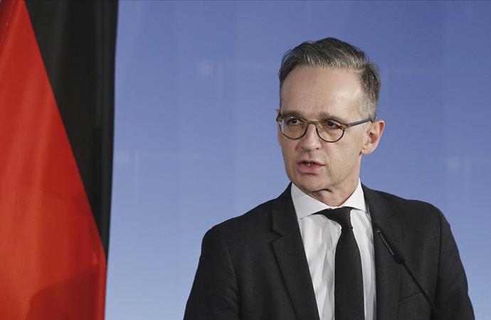 İsrail'den Almanya Dışişleri Bakanı'na 'karantinaya alırız' tehdidi