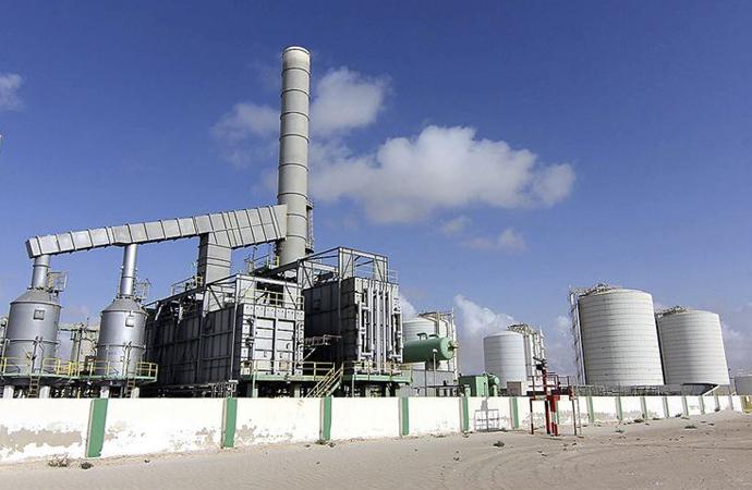 Libya'da bir petrol sahasında daha üretime başlandı