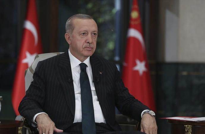 """Erdoğan: """"Hafter her an sürecin dışına atılabilir"""""""