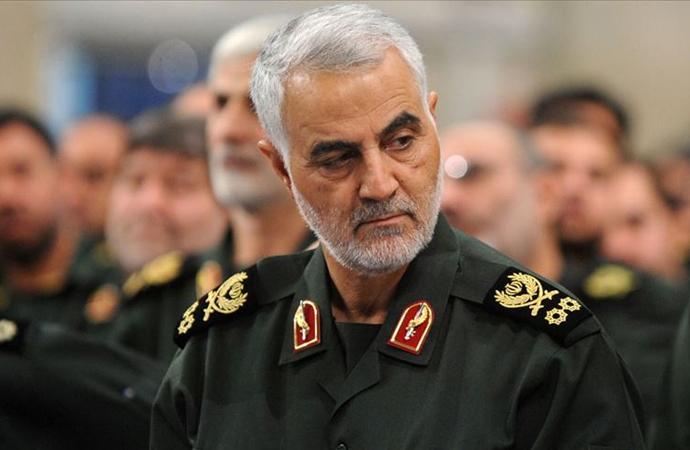 Süleymani'nin güzergahını CIA ve Mossad'a aktaran kişiye idam cezası
