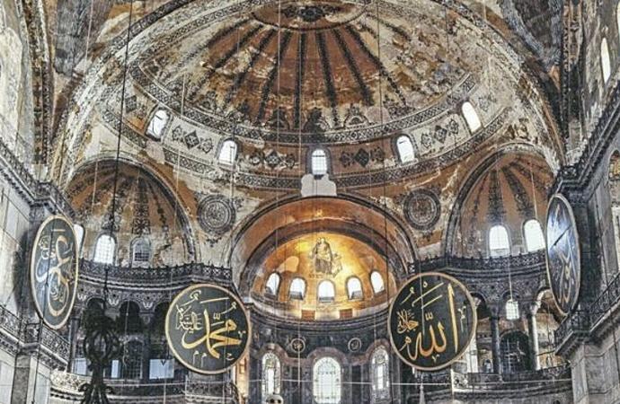 AKP'li Mehmet Muş'tan Ayasofya açıklaması: Şimdilik reddediyoruz