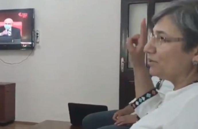 HDP'li Leyla Güven de tahliye edildi