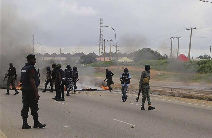 Nijerya'da kanlı saldırılar