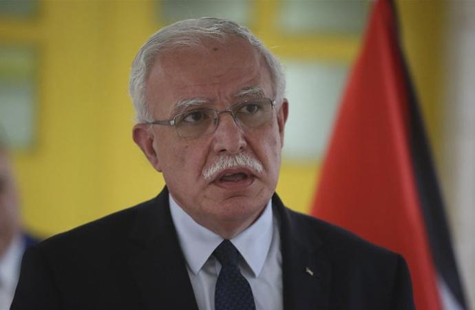 Filistin'den 'uluslararası cephe' çağrısı