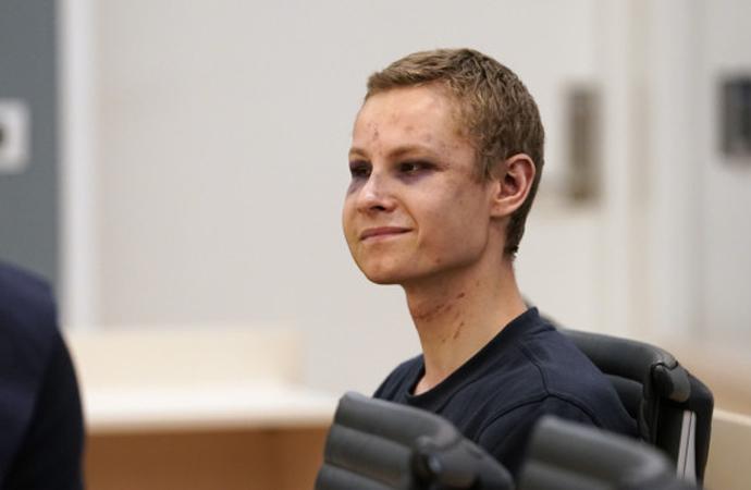 Norveç'te camiye terörist saldırıya 21 yıl hapis