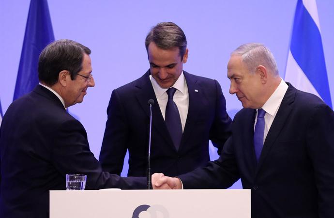 İsrailli düşünce kuruluşu: ABD, Doğu Akdeniz'deki gaz ittifakına Türkiye'nin de dahil edilmesini istiyor