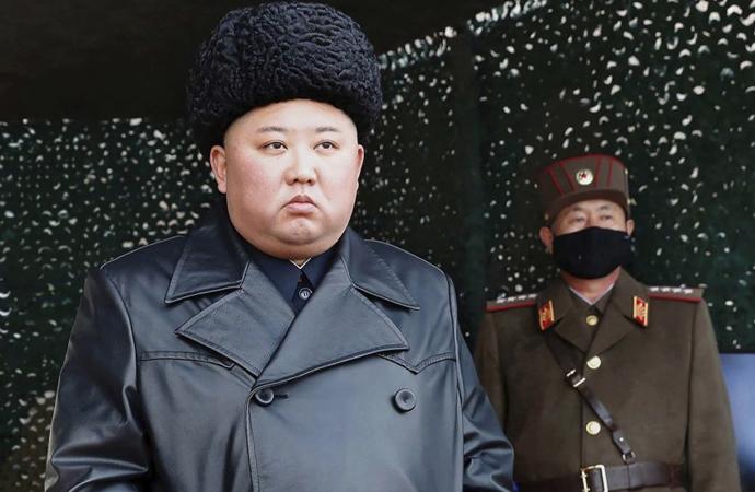 Kuzey Kore'den ABD'ye: Kendi işlerinle ilgilen