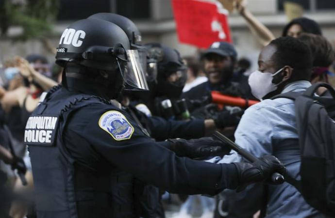 New York Polis Birliği Yetkilisi O'Meara: Bize hayvan ya da haydutmuşuz gibi davranmayın