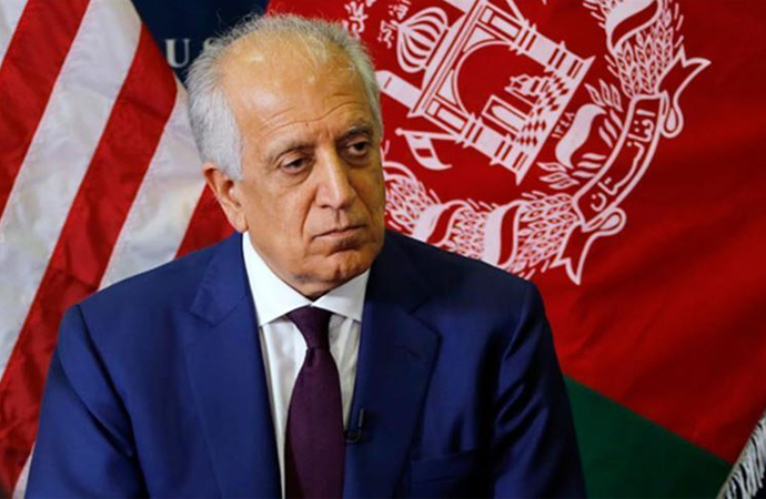 ABD Temsilcisi Halilzad: Afganlar arası müzakereler başlayacak